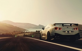 Picture speed, track, Nissan, Nismo