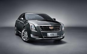 Picture background, Cadillac, Cadillac, Sedan, XTS