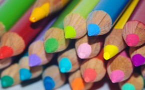 Picture color, pencils, drawing, stylus