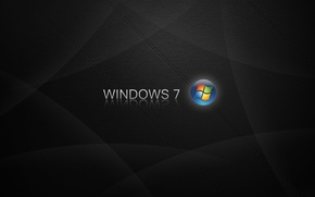 Wallpaper windows7, system, seven