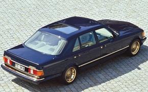 Picture Mercedes-benz, sedan, w126, 1000SEL