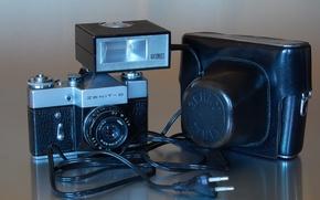 Picture macro, camera, Zenit-B