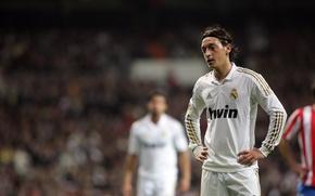 Picture football, real Madrid, Mesut Ozil