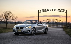 Picture BMW, BMW, Sport, Cabrio, US-spec, 2015, F23, 228i
