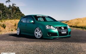 Picture Volkswagen, Golf, GTI, Street Cover