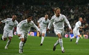 Picture Sport, Star, Football, David Beckham, David Beckham, Football, Real Madrid, Player, Legends, Zidane, Player, Goal, …