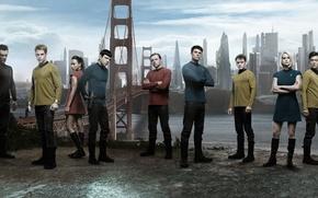 Picture fiction, Star Trek Nemesis, Star Trek Into Darkness
