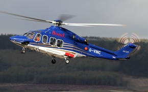Picture aviation, flight, helicopter, multipurpose