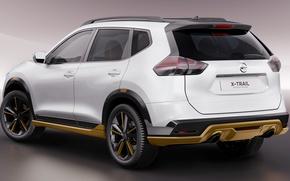 Picture Nissan, X-Trail, Geneva, Premium Concepts