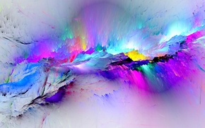 Wallpaper squirt, background, paint, colors, abstract, background