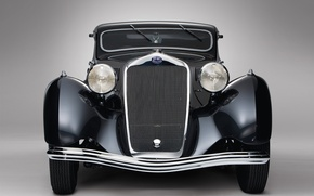 Wallpaper chrome, old, Delage