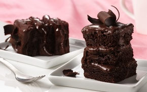 Picture food, chocolate, sweets, cake, dessert, delicious