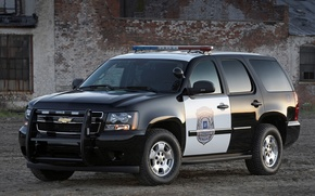 Wallpaper Police, Chevrolet, Jeep