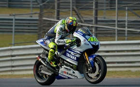 Picture motogp, Valentino Rossi, 2014, test yamaha