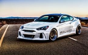 Picture Hyundai, Coupe, Genesis, Genesis, ARK Performance, Hyundai