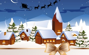 Picture holiday, New Year, Christmas, Christmas, New Year