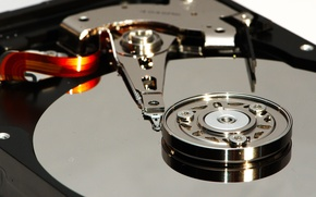 Picture hard drive, Hard Drive