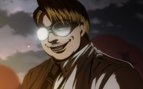 Picture Montana, Hellsing, Ultimate, Max, Major