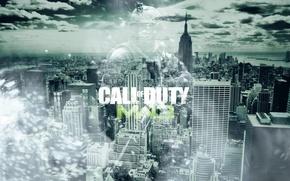 Picture the city, art, call of duty, art, modern warfare 3, mw 3
