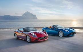 Picture Ferrari, V12, 2015, California T