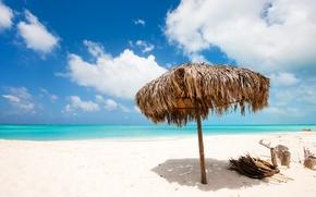 Picture beach, summer, nature, tropics, the ocean, shore