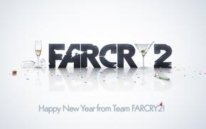Picture champagne, confetti, far cry 2