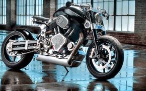 Picture motorcycle, bike, custom