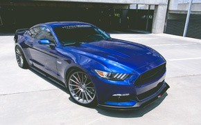 Picture Mustang, Ford, 5.0, Hyper, Motive