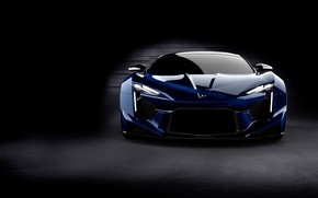 Wallpaper Fenyr, SuperSport, supercar