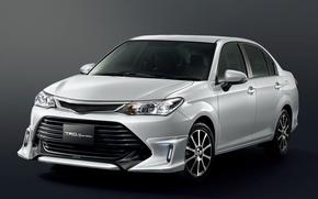 Picture TRD, 2015, Axio, Corolla, Corolla, Toyota, Toyota ...