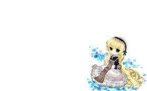 Picture anime, art, girl, Chibi, gosick