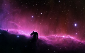 Picture space, The sky, purple, Constellation