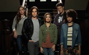 Picture The series, actors, Movies, Ravenswood, Ravenswood