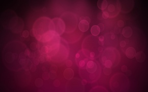 Wallpaper graphics, pink-black background, point, background, bubbles, abstract, texture, shadow, glare
