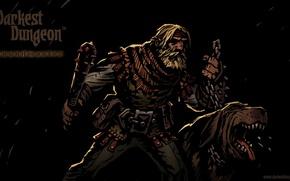 Picture RPG, Darkest Dungeon, Red Hook Studios, Houndmaster