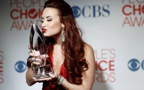 Picture Kiss, Lips, Actress, Singer, singer, Kiss, Lips, Demi Lovato, Demi Lovato, Demetria Devonne Lovato, Demetria …