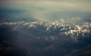 Picture snow, mountains, nature, Alps