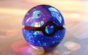 Picture Pokemon, Squirtle, by wazzy88