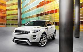 Picture Land Rover, Range Rover, Evoque, Ewok, land Rover, range Rover
