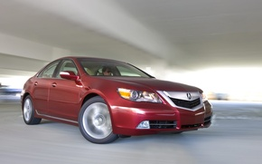 Picture hatchback, Acura