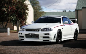 Picture tuning, Nissan, nissan skyline