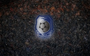 Picture Football, Background, Logo, Odessa, Chernomorets