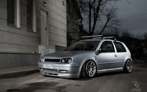 Picture Volkswagen, Golf IV, Golf IV GTI, wallpapers Golf GTI IV