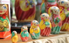 Picture creativity, Veydelevsky masters, Dolls