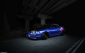Picture nissan, skyline, Nissan, jdm, r33, smilin, cramps