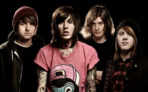 Picture Music, metal, Group, Bring Me The Horizon, Post-hardcore