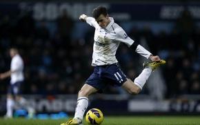 Wallpaper Football, Football, Goal, Wales, Bale, Gareth, Bale, EPL, Spurs, Tottenham, Tottenham Hotspur
