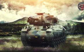 Picture Game, Games, World of Tanks, Wargaming, FuriousGFX, NetStrv m/42