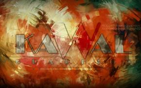 Picture abstract, wallpaper, orange, kawal, kawalgraphics, kawal graphics, mix color