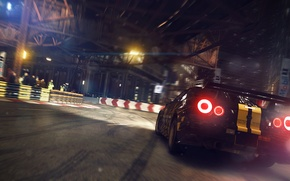 Picture GTR, Nissan, R34, 2013, Codemasters, Grid 2, Race Driver Grid 2